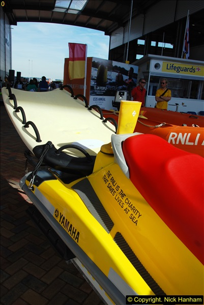 2015-06-22 RNLI Open Day including the new lifeboat building facility.  (27)027