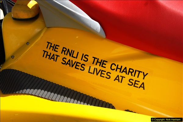 2015-06-22 RNLI Open Day including the new lifeboat building facility.  (28)028