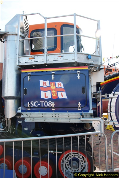 2015-06-22 RNLI Open Day including the new lifeboat building facility.  (57)057