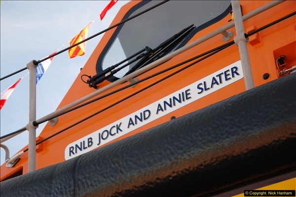 2015-06-22 RNLI Open Day including the new lifeboat building facility.  (61)061