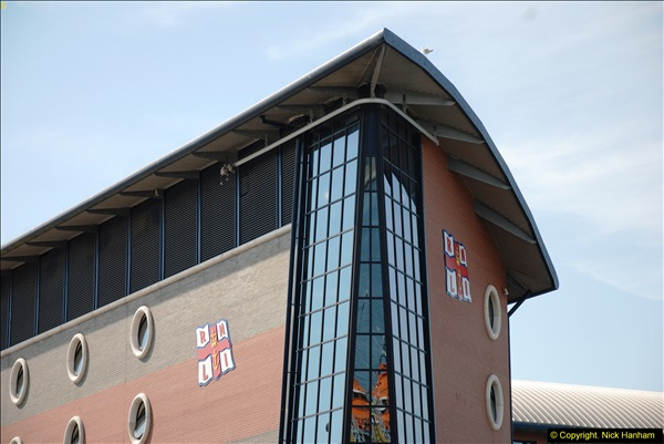 2015-06-22 RNLI Open Day including the new lifeboat building facility.  (62)062