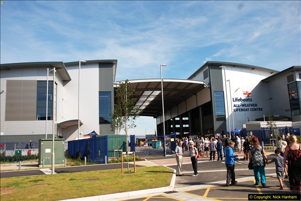 2015-06-22 RNLI Open Day including the new lifeboat building facility.  (8)008