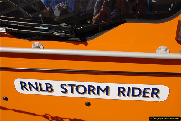 2015-06-22 RNLI Open Day including the new lifeboat building facility.  (80)080