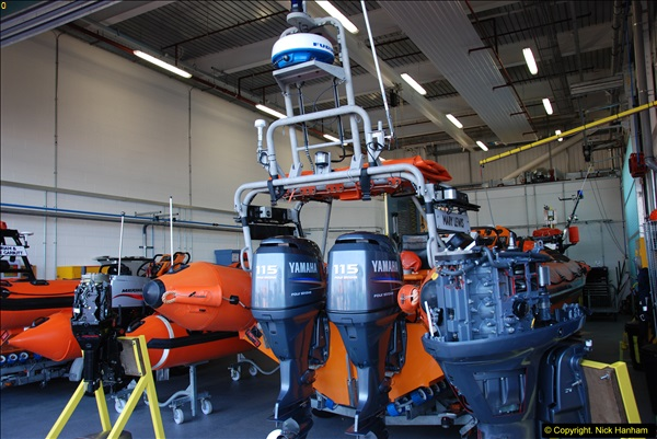 2015-06-22 RNLI Open Day including the new lifeboat building facility.  (82)082