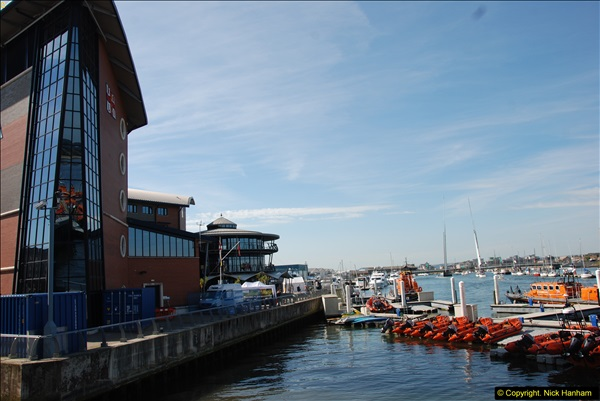 2015-06-22 RNLI Open Day including the new lifeboat building facility.  (84)084