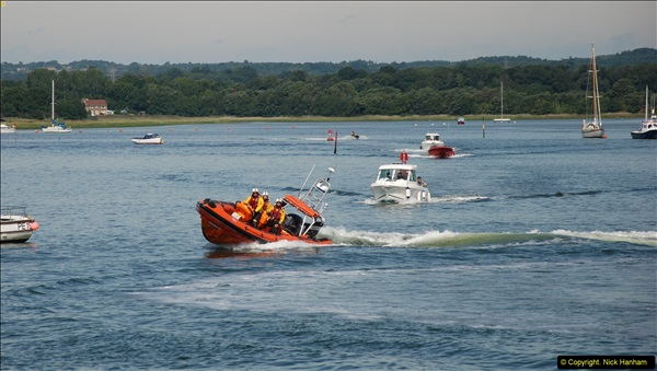 2015-06-22 RNLI Open Day including the new lifeboat building facility.  (85)085