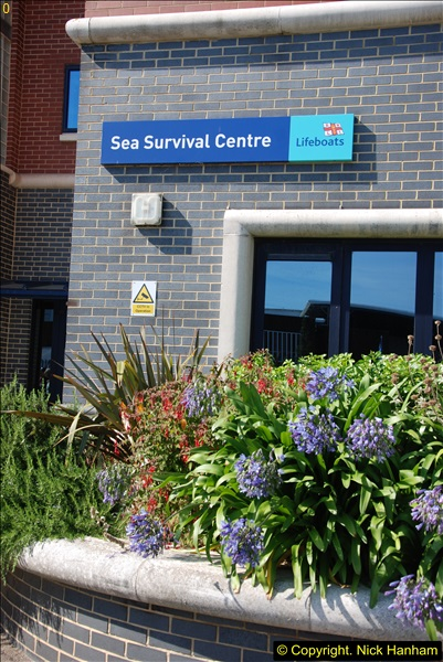 2015-06-22 RNLI Open Day including the new lifeboat building facility.  (89)089