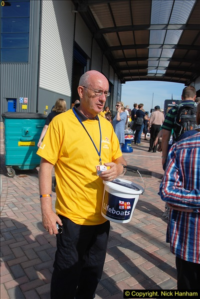 2015-06-22 RNLI Open Day including the new lifeboat building facility.  (9)009