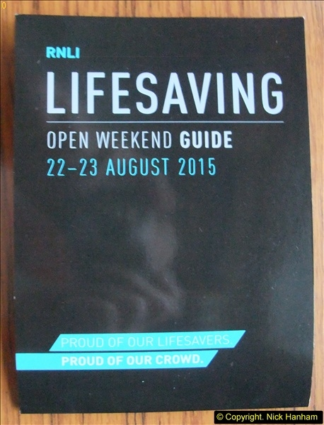 RNLI Poole Dorset Open Day 22 August 2015