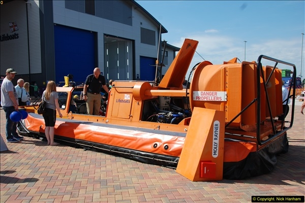 2015-06-22 RNLI Open Day including the new lifeboat building facility.  (109)109