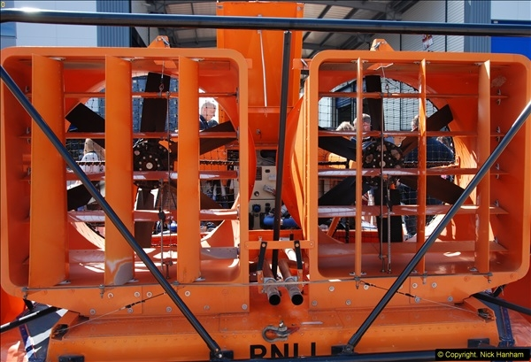 2015-06-22 RNLI Open Day including the new lifeboat building facility.  (110)110