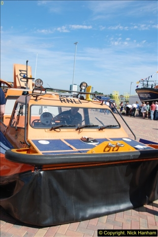 2015-06-22 RNLI Open Day including the new lifeboat building facility.  (111)111