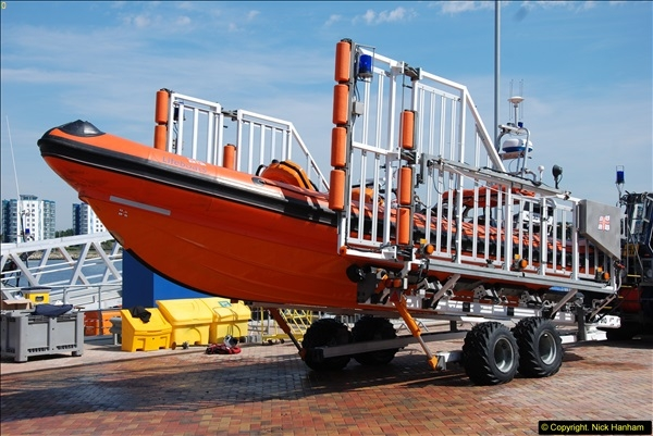 2015-06-22 RNLI Open Day including the new lifeboat building facility.  (115)115