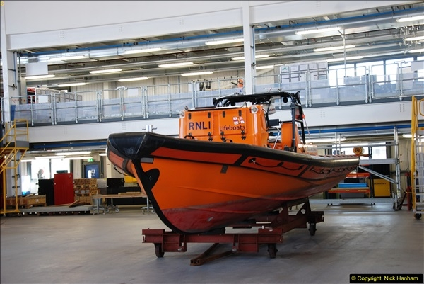 2015-06-22 RNLI Open Day including the new lifeboat building facility.  (18)018