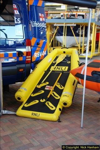 2015-06-22 RNLI Open Day including the new lifeboat building facility.  (35)035
