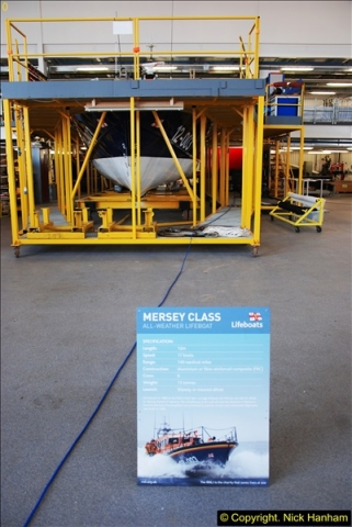 2015-06-22 RNLI Open Day including the new lifeboat building facility.  (39)039