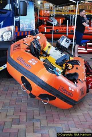 2015-06-22 RNLI Open Day including the new lifeboat building facility.  (42)042