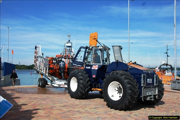 2015-06-22 RNLI Open Day including the new lifeboat building facility.  (59)059