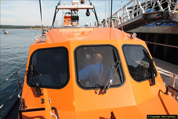 2015-06-22 RNLI Open Day including the new lifeboat building facility.  (76)076