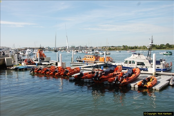 2015-06-22 RNLI Open Day including the new lifeboat building facility.  (83)083