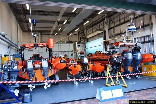 2015-06-22 RNLI Open Day including the new lifeboat building facility.  (86)086