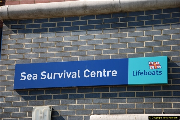 2015-06-22 RNLI Open Day including the new lifeboat building facility.  (87)087