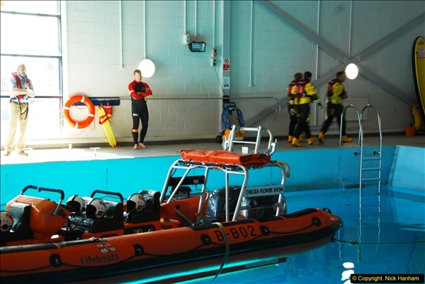 2015-06-22 RNLI Open Day including the new lifeboat building facility.  (92)092