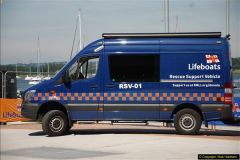 2015-06-22 RNLI Open Day including the new lifeboat building facility.  (123)123