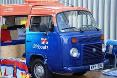 2015-06-22 RNLI Open Day including the new lifeboat building facility.  (43)043