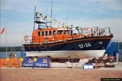 2015-06-22 RNLI Open Day including the new lifeboat building facility.  (45)045