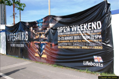 2015-06-22 RNLI Open Day including the new lifeboat building facility.  (5)005