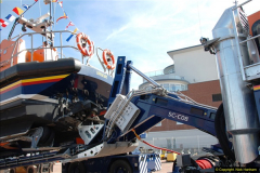 2015-06-22 RNLI Open Day including the new lifeboat building facility.  (56)056