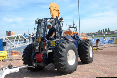2015-06-22 RNLI Open Day including the new lifeboat building facility.  (58)058