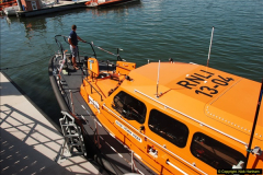 2015-06-22 RNLI Open Day including the new lifeboat building facility.  (64)064