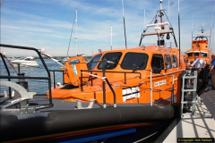 2015-06-22 RNLI Open Day including the new lifeboat building facility.  (66)066
