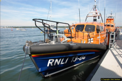 2015-06-22 RNLI Open Day including the new lifeboat building facility.  (81)081