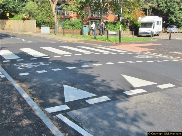 2017-09-19 New Tiger Crossing in Southbourne, Bournemouth.  (6)284