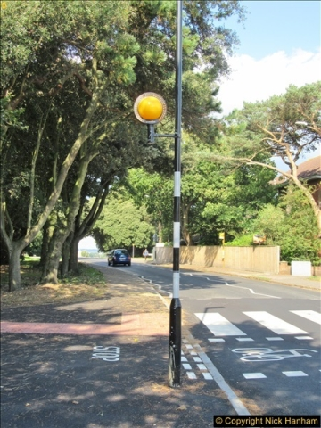 2017-09-19 New Tiger Crossing in Southbourne, Bournemouth.  (7)285