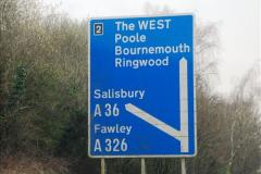 2016-04-02 Motorway and Dual Carriageway signs.  (12)095