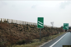 2016-04-02 Motorway and Dual Carriageway signs.  (16)099