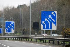 2016-04-02 Motorway and Dual Carriageway signs.  (5)088