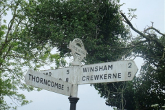 2016-05-27 West Dorset road signs.  (2)154