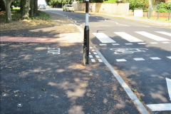 2017-09-19 New Tiger Crossing in Southbourne, Bournemouth.  (8)286