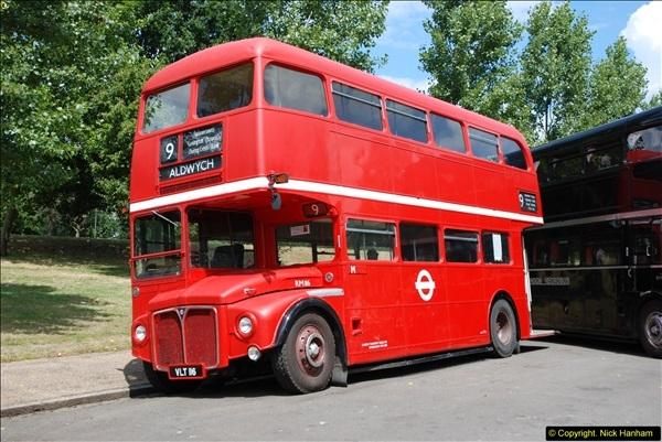 2014-07-13 Routemaster 60 @ Finsbury Park, London.  (100)100