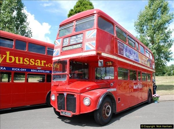 2014-07-13 Routemaster 60 @ Finsbury Park, London.  (101)101