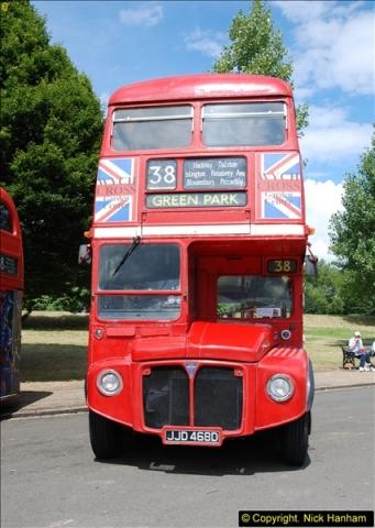 2014-07-13 Routemaster 60 @ Finsbury Park, London.  (102)102