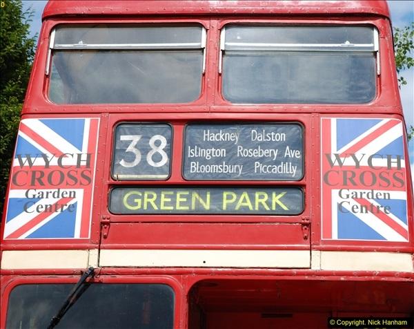2014-07-13 Routemaster 60 @ Finsbury Park, London.  (103)103