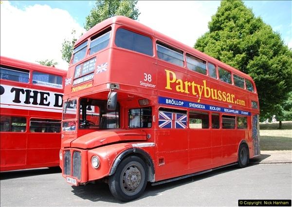 2014-07-13 Routemaster 60 @ Finsbury Park, London.  (104)104