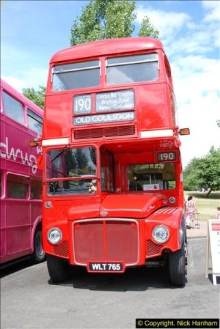 2014-07-13 Routemaster 60 @ Finsbury Park, London.  (110)110