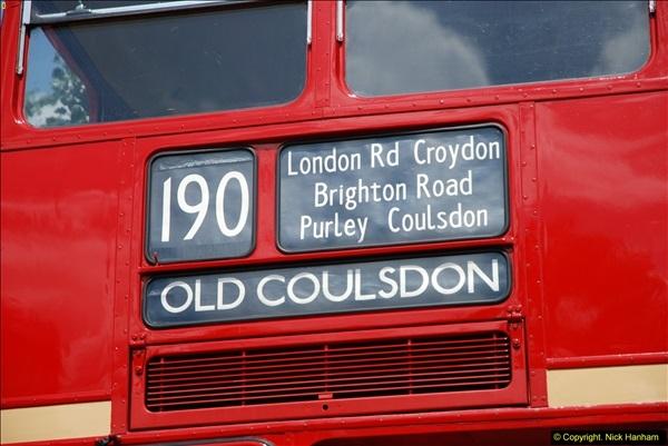 2014-07-13 Routemaster 60 @ Finsbury Park, London.  (111)111